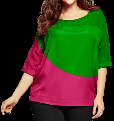 colour change and colour variations