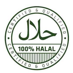 simbolo 4PACK halal