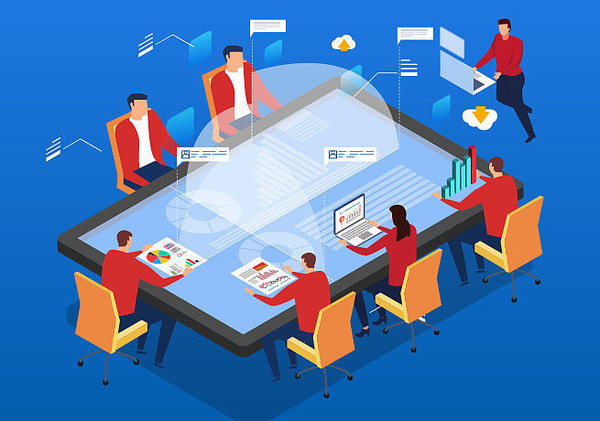 cross-functional teams to collaborate