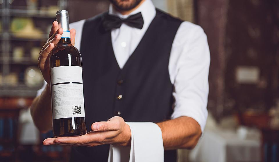 4Pack per l'etichetta del vino, anche digitale con QR-Code