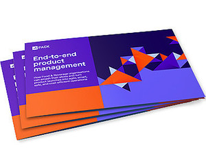 End-to-end product management